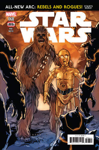 Star Wars (2015) #68: Rebels and Rogues Part 1