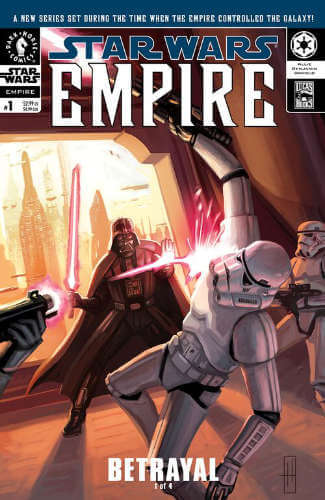 Empire #01: Betrayal, Part 1
