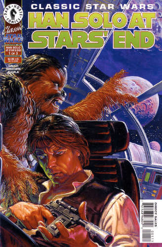 Classic Star Wars: Han Solo at Stars' End #1
