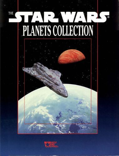 The Star Wars Planets Collection