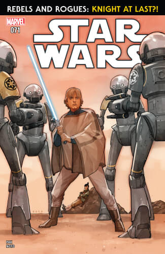 Star Wars (2015) #71: Rebels and Rogues, Part IV
