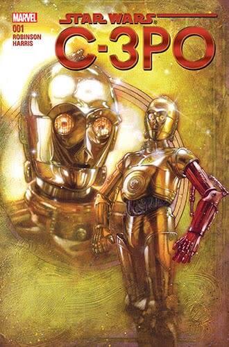 C-3PO Special 1: The Phantom Limb