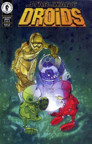 Star Wars Droids: The Kalarba Adventures #5