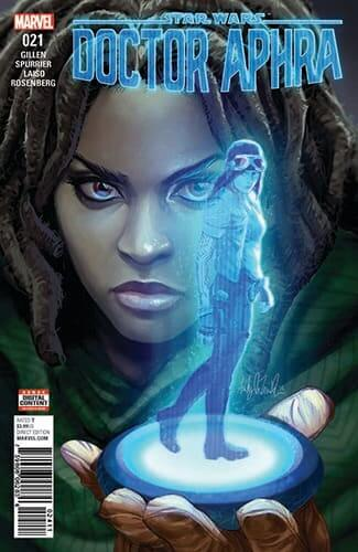 Doctor Aphra (2016) #21: The Catastrophe Con, Part II