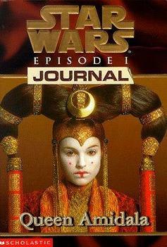 Episode I Journal: Queen Amidala