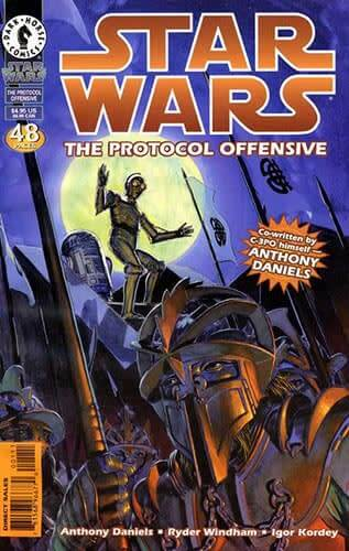 Droids: The Protocol Offensive
