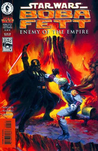 Boba Fett: Enemy of the Empire #4