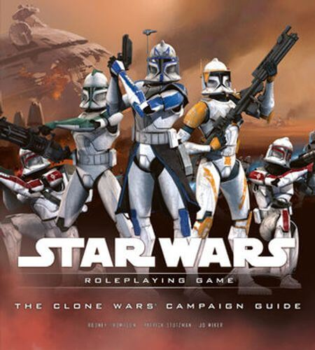 Star Wars Roleplaying Game: The Clone Wars Campaign Guide
