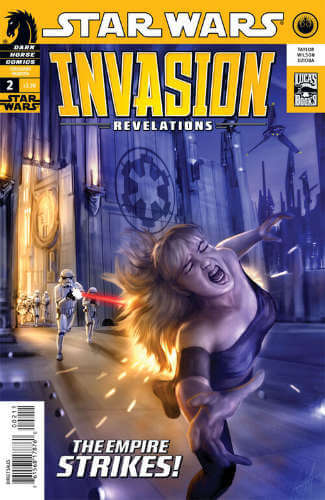 Invasion: Revelations #2