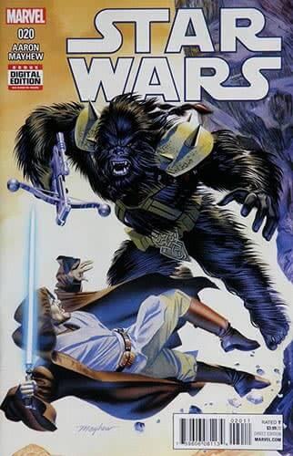 Star Wars (2015) #20: From the Journals of Old Ben Kenobi