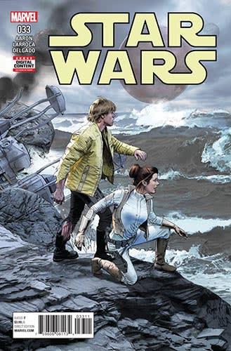Star Wars (2015) #33: Rebels in the Wild