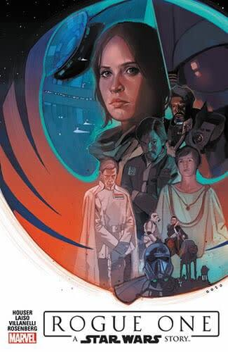 Rogue One: A Star Wars Story Adaptation (Graphic Novel)