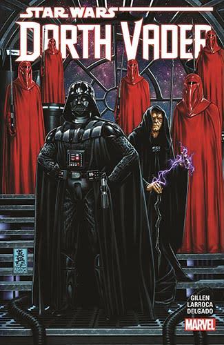 Darth Vader (2015): Hardcover Omnibus Volume 2