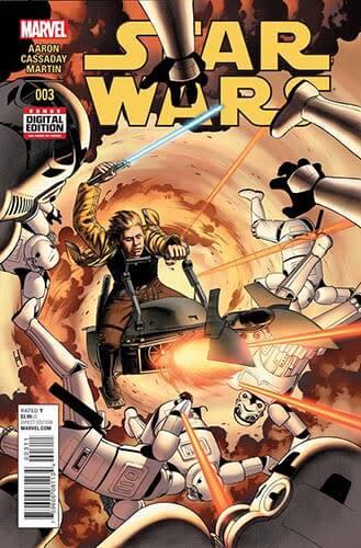 Star Wars (2015) #03: Skywalker Strikes, Part III