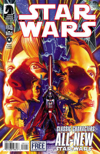 Star Wars (2013) #01: In the Shadow of Yavin, Part One