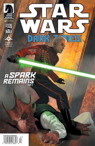 Dark Times #30 A Spark Remains 3