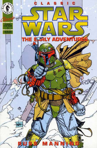 Classic Star Wars: The Early Adventures #9