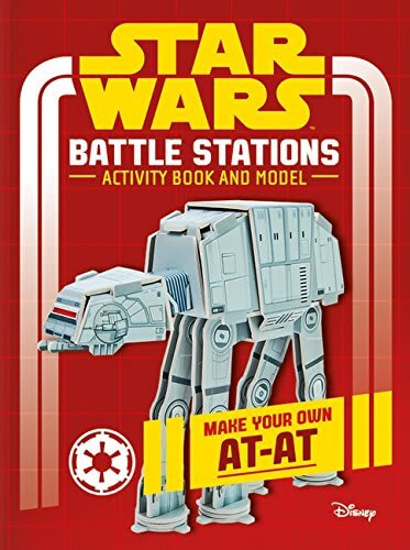 Battle Stations Activity Book and Model