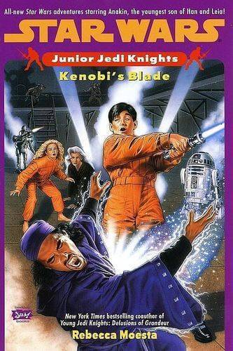 Junior Jedi Knights #6: Kenobi's Blade