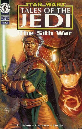 Tales of the Jedi: The Sith War #1: Edge of the Whirlwind