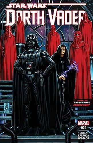 Darth Vader (2015) #20: End of Games, Part I