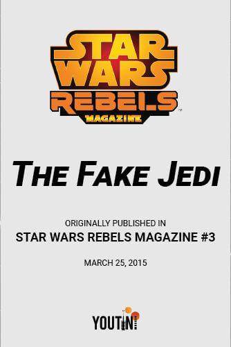 The Fake Jedi