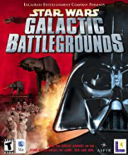 Galactic Battlegrounds
