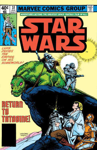 Star Wars (1977) #31: Return to Tatooine