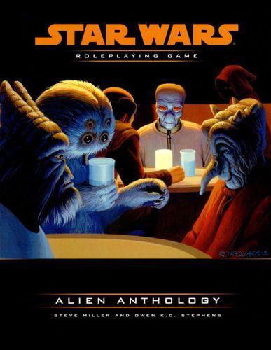 Star Wars Roleplaying Game: Alien Anthology