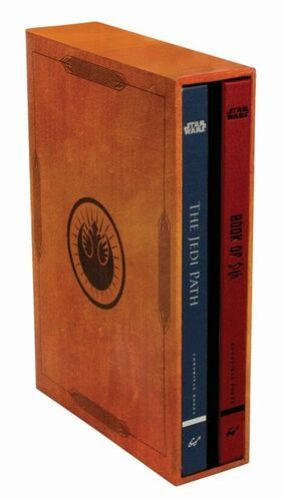 The Jedi Path and Book of Sith Deluxe Box Set
