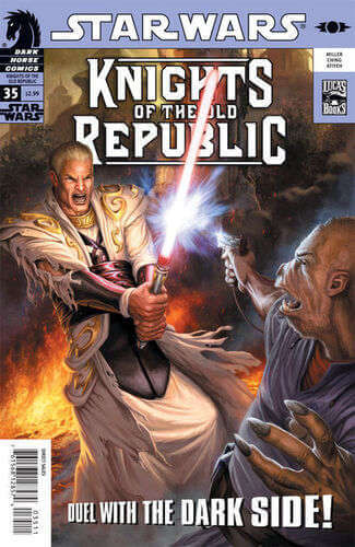 Knights of the Old Republic #35: Vindication, Part 4