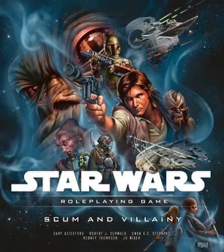Star Wars Roleplaying Game: Scum And Villainy