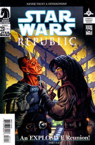 Republic #82: Hidden Enemy, Part 2