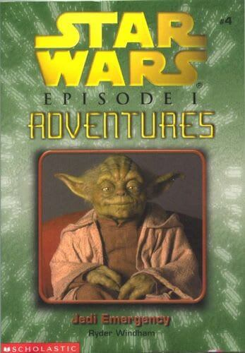 Episode I Adventures #4: Jedi Emergency