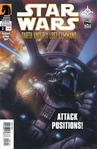 Darth Vader and the Lost Command #2