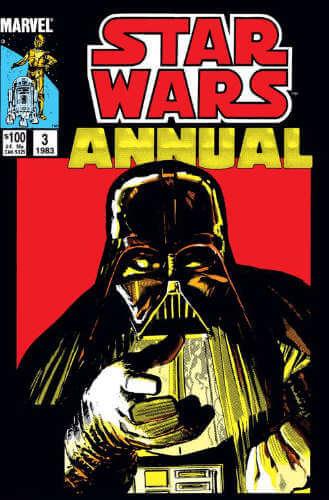 Star Wars (1977) Annual #3: The Apprentice