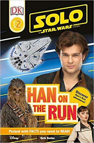 Solo: A Star Wars Story- Han on the Run