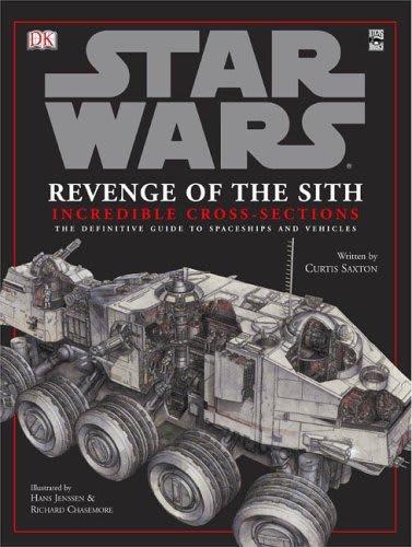Star Wars Incredible Cross-Sections: Episode III