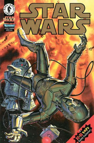 Star Wars Special: The Constancia Affair