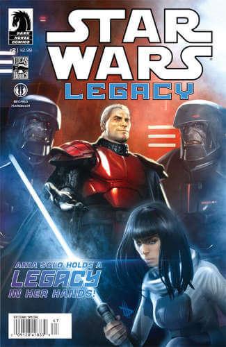 Legacy (Volume 2) #02