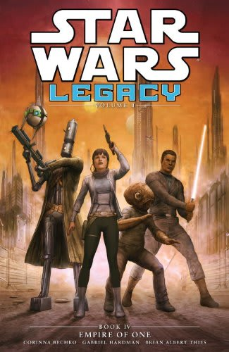 Legacy Volume 2 Book 4: Empire of One