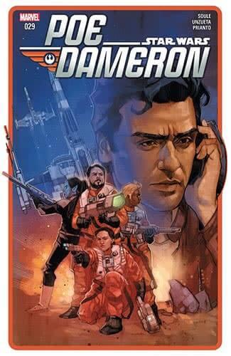 Poe Dameron 29: The Awakening Part IV
