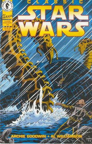 Classic Star Wars #13: Revenge Of The Jedi