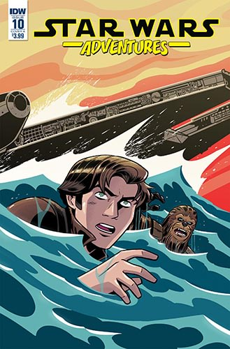 Star Wars Adventures (2017) #10
