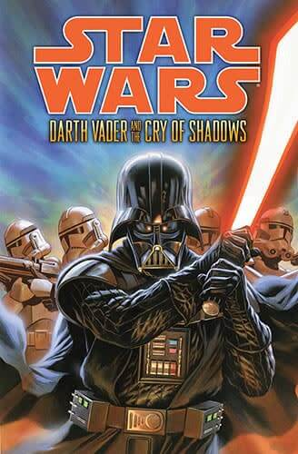 Darth Vader and the Cry of Shadows (Hardcover)
