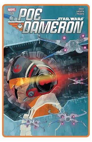 Poe Dameron 28: The Awakening Part III
