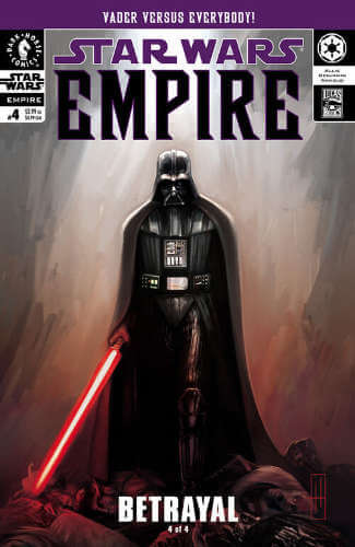 Empire #04: Betrayal, Part 4