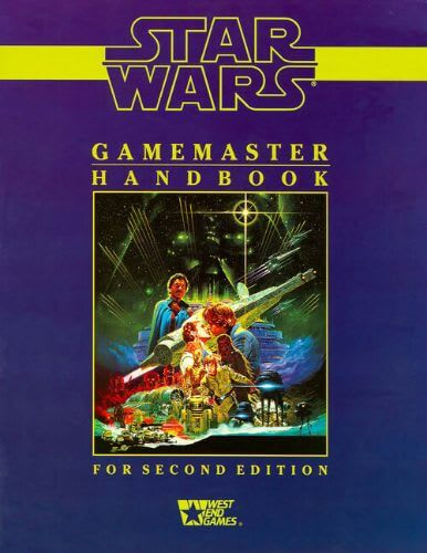 Star Wars Gamemaster Handbook