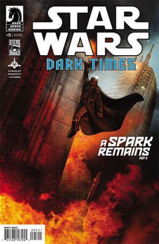 Dark Times #32 A Spark Remains 5