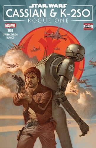 Rogue One – Cassian & K-2SO Special 1
